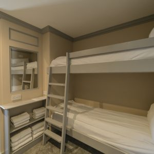 Bunk Room - Side View 1